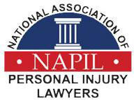 National Association of Personal Injury Lawyers Badge