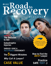 The Road to Recovery Magazine